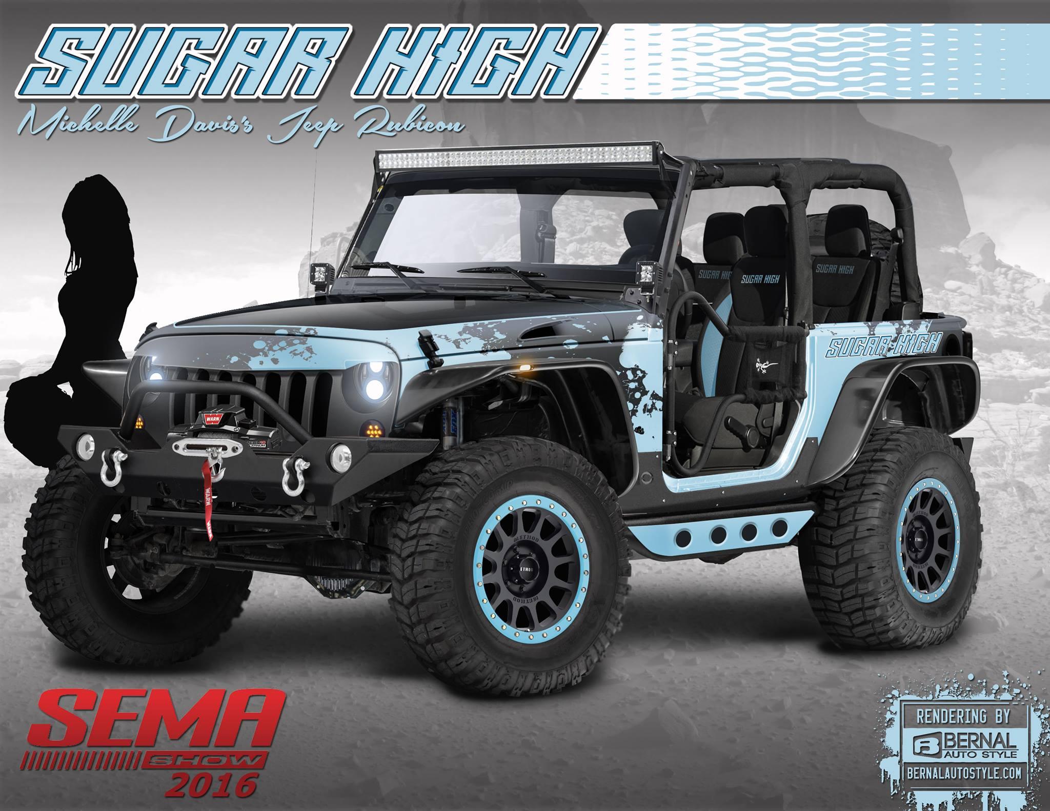 About Sugar High Jeep Sugar High Motorsports